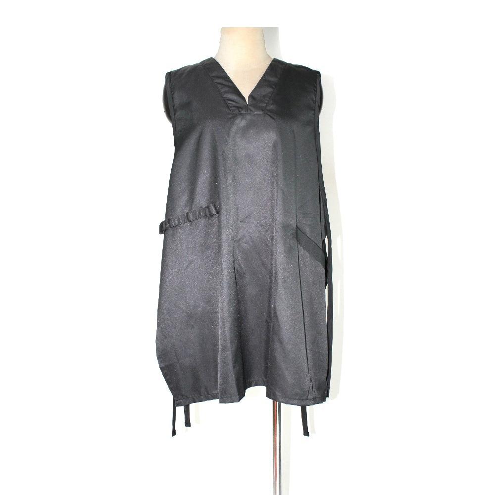Hair salon apron spa dress for custom hair beauty cloth for Spa uniform policy