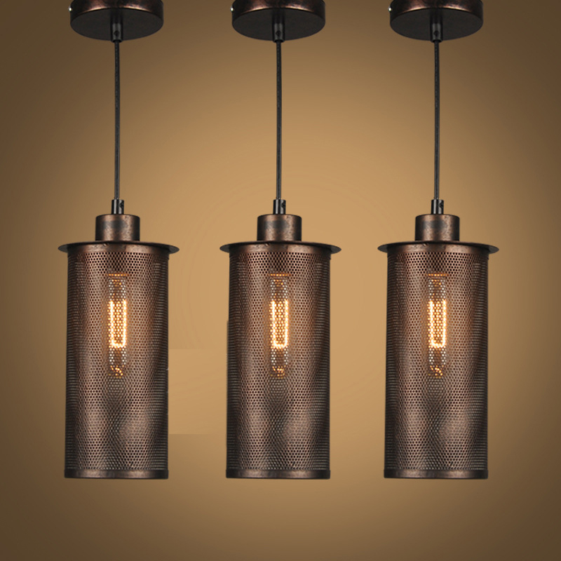 black vintage industrial pendant lights nordic retro lamp iron lampshade loft metal cage dining room Countryside pendant lamp cangma original newest woman s shoes mid fashion autumn brown genuine leather sneakers women deluxe casual shoes lady flats