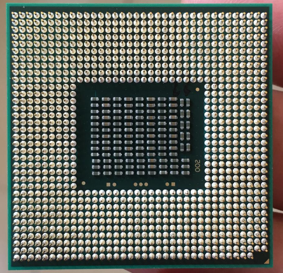 Image 2 - Intel Core i7 2860QM SR02X Laptop processor Socket G2 rPGA988B notebook cpu 100% working properly i7 2860QM-in CPUs from Computer & Office on