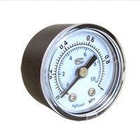 """1 pc 0.35 """"rosca macho sistemas pneumáticos medidor de pressão 0 mpa 1 mpa frete grátis pressure gauge pressure gauge mpa pneumatic pressure gauge -"""