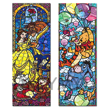 Cartoon Bear Beauty and Beast Picture 3d diamond painting full square embroidery cross stitch mosaic decorative