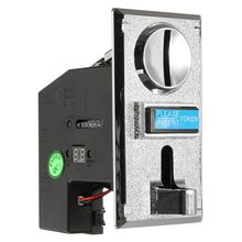 Multi Coin Acceptor Mechanism Vending Machine Mech Arcade Game Ticket Redemption Electronic Roll Down Coin Acceptor Selector