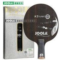 Joola New K3 TURBO (K3+ SP, Ebony, 7 Ply Wood, Loop Offensive) K3 Plus Table Tennis Blade Racket Ping Pong Bat