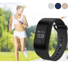4.0 Bluetooth Version IP67 Waterproof Level A09 Bluetooth NFC Wireless HD Heart Rate Smart Watch For Android IOS