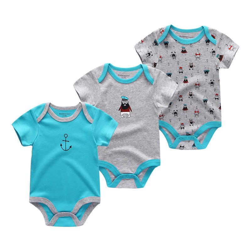 От Carter's, детский костюмчик, «унисекс» для новорожденных детей, детские халаты короткий рукав для маленьких мальчиков и девочек, одежда для 3 шт./компл. костюм для маленьких детей; ropa bebe пижамы