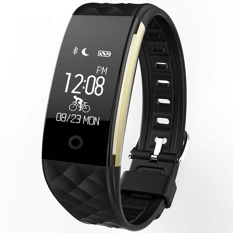 Bluetooth Inteligentne zegarki Zegarek męski zegar wodoodporny - Męskie zegarki - Zdjęcie 4