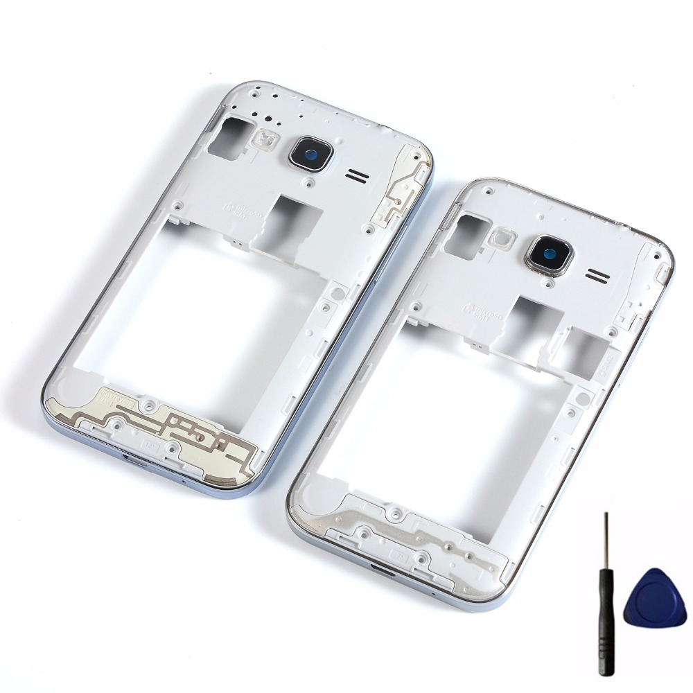 Original For Samsung Galaxy Core Prime SM-G361 G361F G361H Housing Middle Frame+Tools