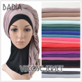 10pcs/lot cotton viscose jersey scarf muslim islamic scarves plain jersey hijab wholesalers maxi women shawl stoles head wraps