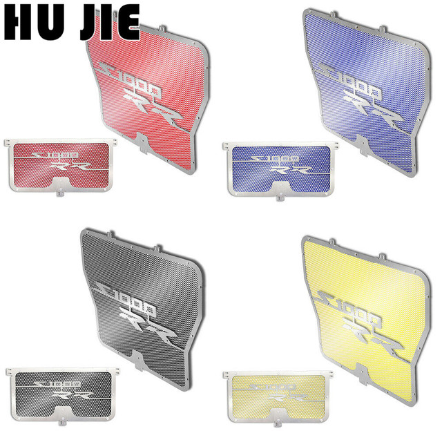Motorcycle Radiator Grille Guard Protector Dirt For BMW S1000RR S 1000 RR S1000 RR ABS K46 2009 2010 2011 2012 2013 2014 2015