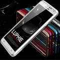 100% Original Brand Luphie Luxury Aluminum Metal Bumper Frame For Samsung Galaxy Note 3 N9000 With Free Gift Screen Protector