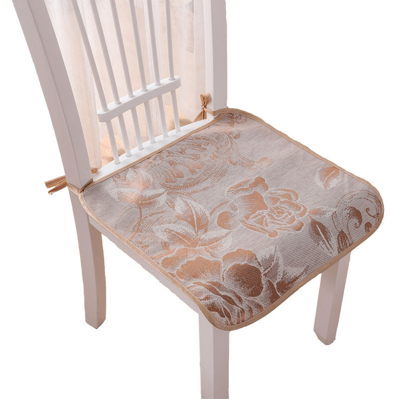 Summer Used Cool Home Kitchen Dining Chair Seat Cushions Garden Office Chair Seat Pads Cushion 40/43/50cm Home Textile Almofadas