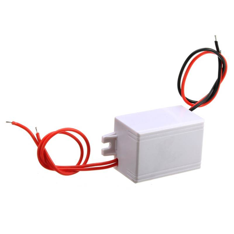 US $2.35 50% OFF|LED Constant Voltage Switch Power Supply 600mA AC on