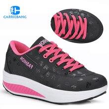 Большие размеры 35-42; женская обувь для фитнеса и прогулок; кроссовки для похудения и тренировок; обувь для танцев на платформе