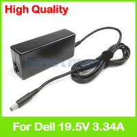 19.5V 3.34A 65W laptop AC power adapter charger for Dell Vostro 14 3468 3478 5468 5471 13 5370 Latitude 13 3390 14 3490 15 3590
