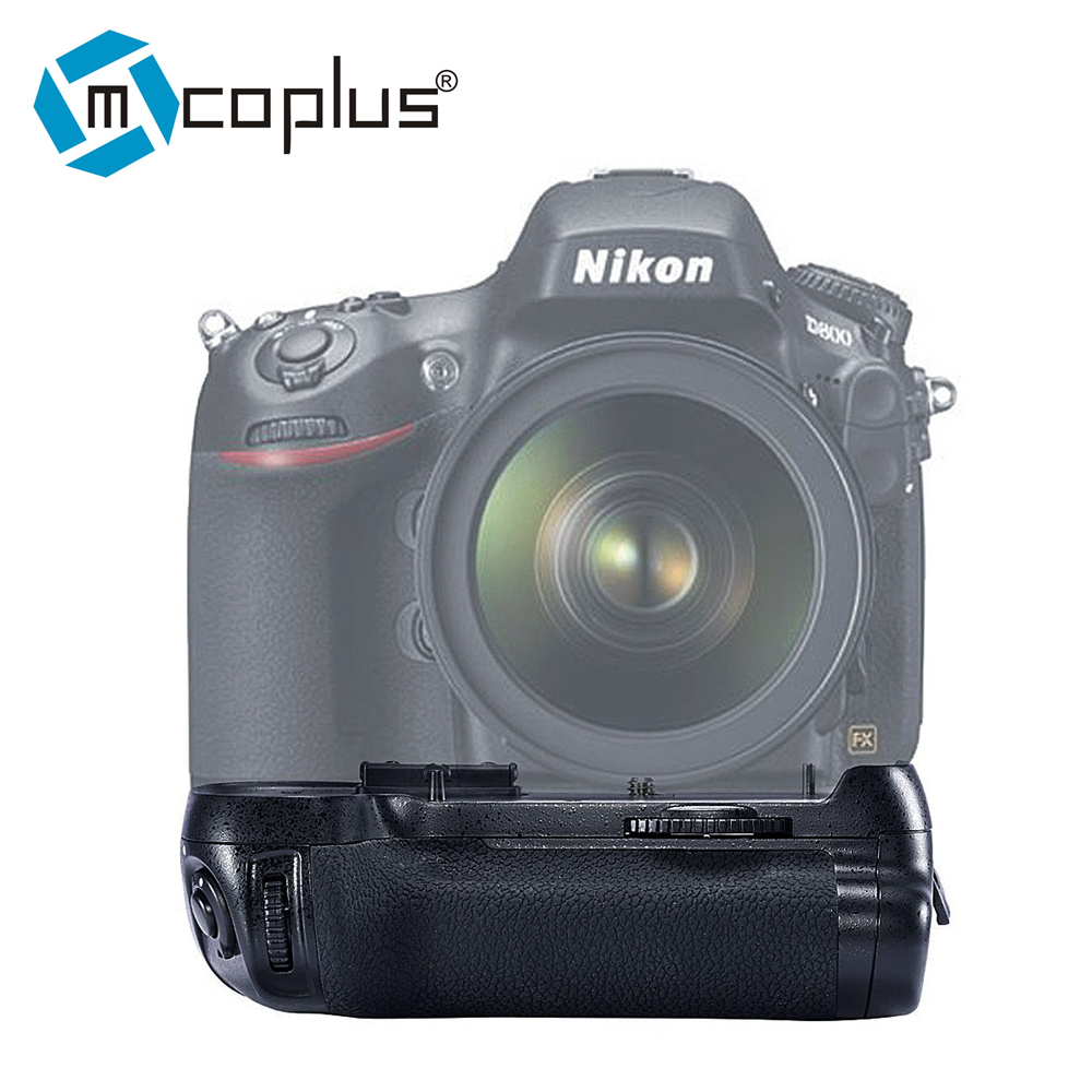 все цены на Mcoplus MB-D14 Battery Grip for Nikon D600 D610 AA Battery EN-EL15 holder MBD14 MB D14 camera grips