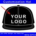 Пользовательские баскетбол cap вышитый логотип моды 5 панели настройки бейсбол hat регулируемый более низкого порядка