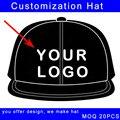 Cap de basquete personalizada logotipo bordado moda 5 painéis chapéu de beisebol ajustável mais baixa ordem personalização