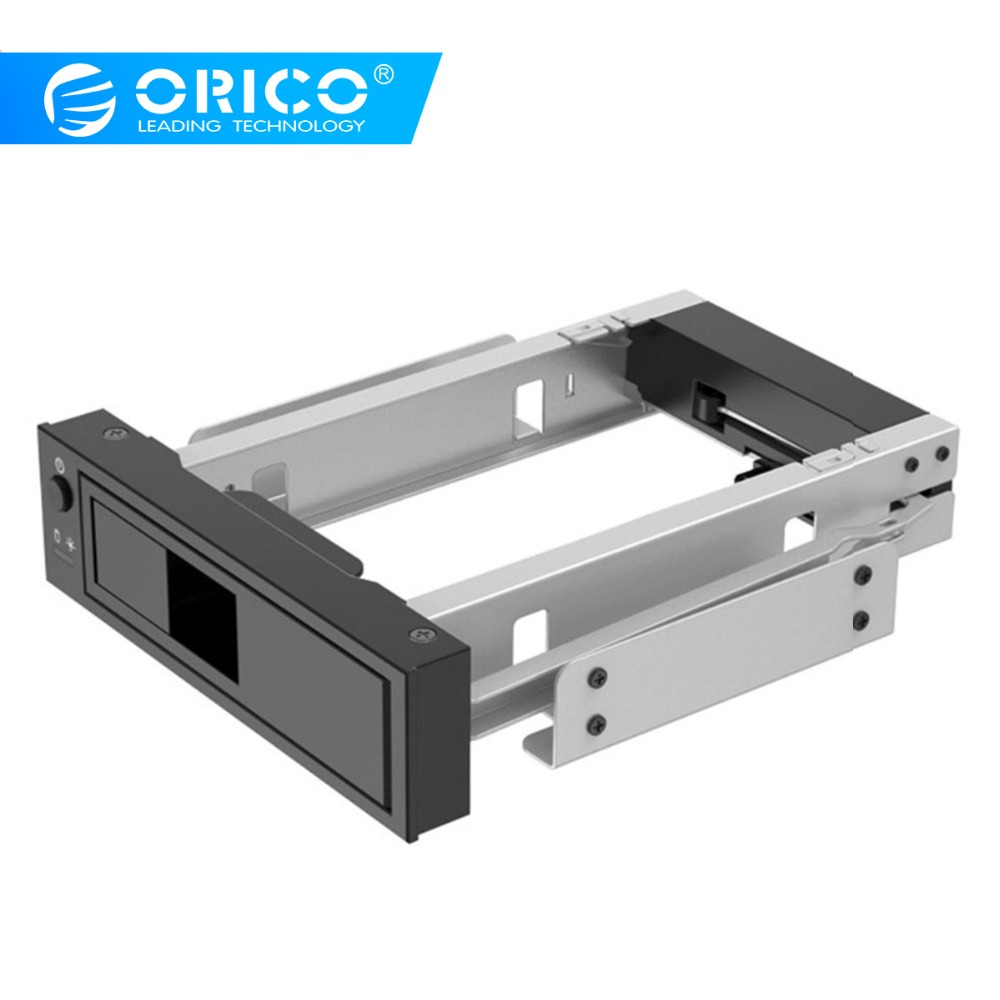 ORICO 3.5 inch SATA HDD Frame Internal HDD Case CD ROM Space Tool Free Support MAX 6TB|HDD Enclosure|Computer & Office - title=