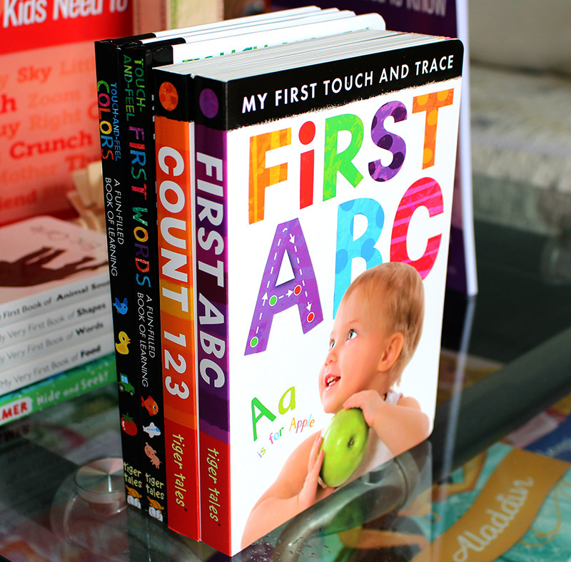 0-3 Years Primer Beginner Books My Little World COUNT 123 FIRST ABC Colors Tome of Enlightenment my first abc sticker activity book