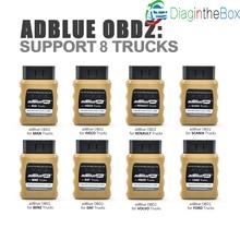 Сканер OBD2 дизель сверхмощный грузовик сканирующий инструмент штекер и привод Adblue OBD2 Emulador de Adblue Эмулятор AdblueOBD2 для грузовиков