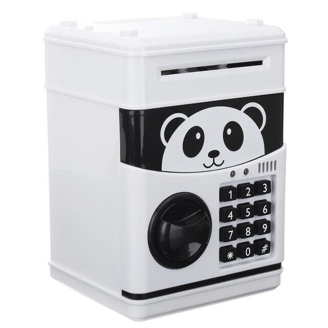 tirelire panda Electronique