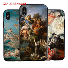 Classic painting flower aesthetic Phone Case Cover Shell For