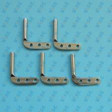 5 PCS TWO HOLE THREAD EYELET FOR JUKI DDL 5550 110 18702