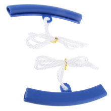 2 Pcs Universal Motorcycle Saver Changing Tyre Tire Wheel Rim Edge Protectors Rims Tool 5.5 Inch Blue Solid Plastic