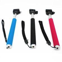 Портативная рамка для селфи, свободно выдвижная, возможность выбора фокуса для различных универсальных цифровых камер, селфи-палка