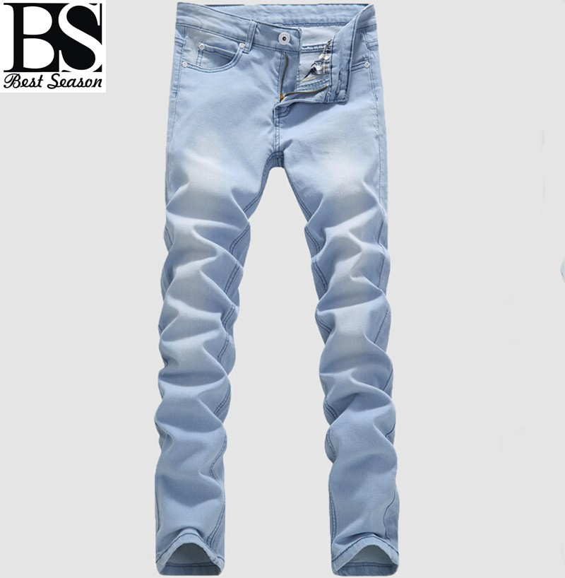 Boys Light Blue Jeans