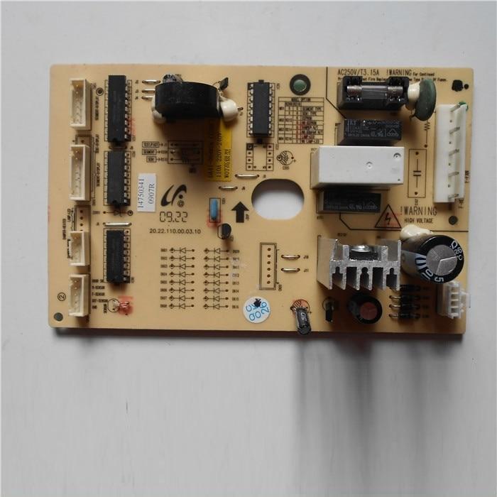 DA41-00482A BCD-285WNLVS/B Good Working Tested холодильник bcd 102d