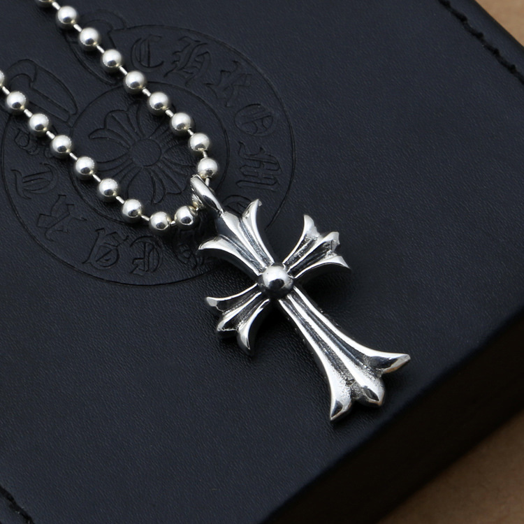 2019 Choker Necklace Asg Manufacturer S925 Pure Fashion Jewelry, Japanese, Korean, Thai Male Woman Contracted Cross Pendant 2019 Choker Necklace Asg Manufacturer S925 Pure Fashion Jewelry, Japanese, Korean, Thai Male Woman Contracted Cross Pendant
