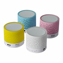 Original A9 New MINI Wireless Bluetooth Speaker Portable Subwoofer Colorful USB Music Sound Box Hand free