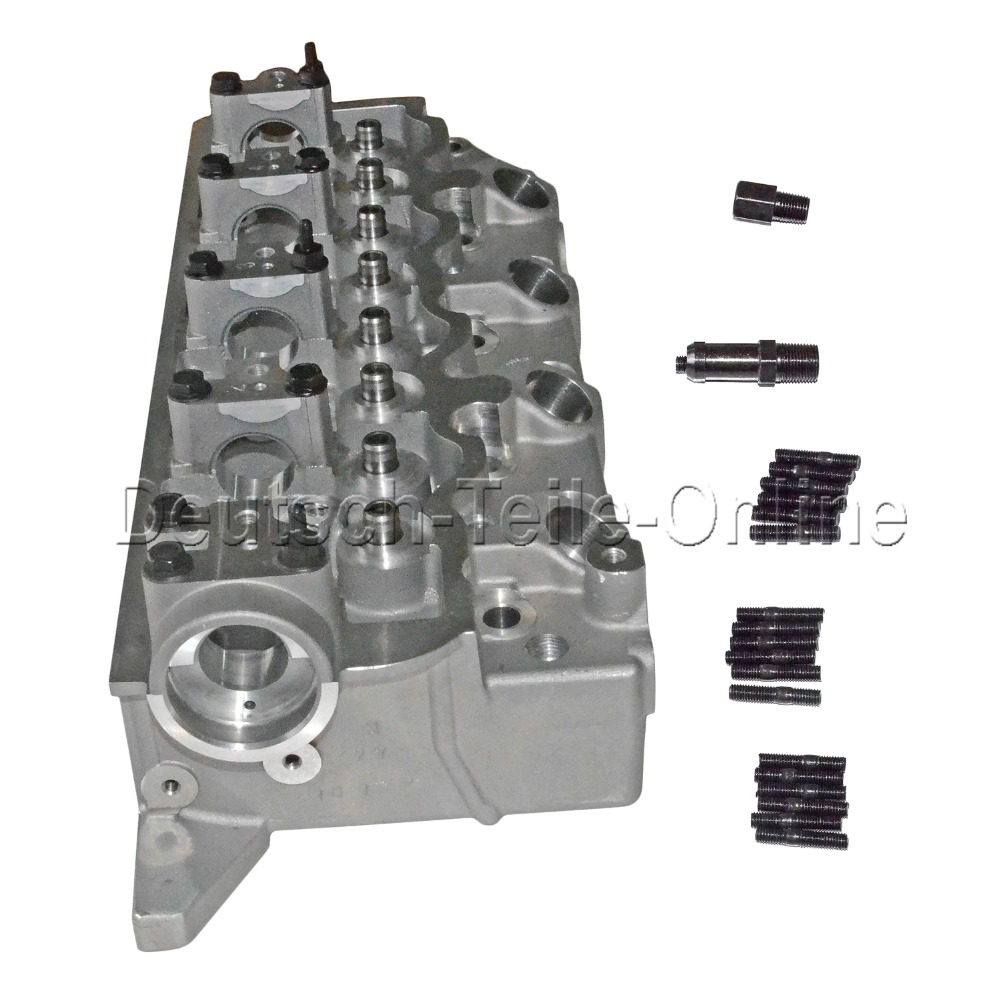 AP01 Engine Cylinder Head For <font><b>Mitsubishi</b></font> L200 K74/ for Shogun Sport K94 2.5TD MD303750 MD307718 MD348983 MD354559 MR984455 image
