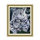 Tiger cross stitch p...