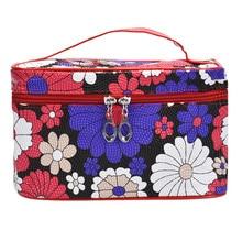 Bags For Women's Square Sunflower  Bag  Bag Makeup Case Variety of Cosmetics  Ladies Casual Bag mochila feminina