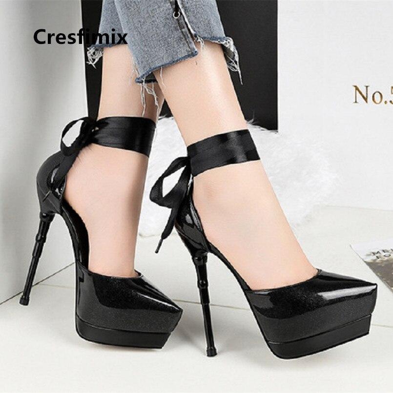 Plate À Noir b D'été Et E2598 Talons Hauts Chaussures Doux Femmes Mode Confortable c De Dame Mignon Printemps A d forme Cool 2018 wqa68R4W