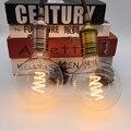 Диммируемая мягкая гибкая винтажная Светодиодная лампа накаливания G95 в форме сердца в стиле ретро Эдисона Светодиодная лампа