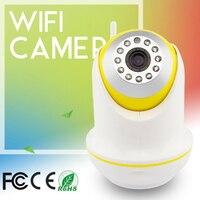 Chất Lượng cao 1MP H.264 720 P HD Video Baby Monitor PTZ Camera an ninh CMOS Night Vision Trong Nhà Bảo Vệ IR Di Động Từ Xa Cam