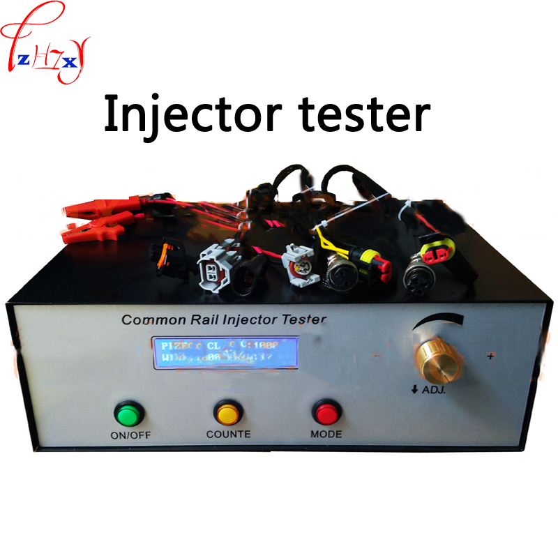 1PC CR1000 high pressure common rail injector tester electromagnetic + 110/220V  voltage electronic control nozzle detector 1PC CR1000 high pressure common rail injector tester electromagnetic + 110/220V  voltage electronic control nozzle detector