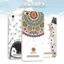 For Xiaomi Redmi 4A Case Cover Cartoon Plastic Back Cover Phone Case For Xiaomi Redmi 4A (5.0 inch)