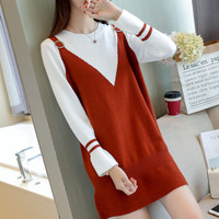 The New Film 5555 False Two Piece Sweater 53 4 Ranked No 1 On The Second