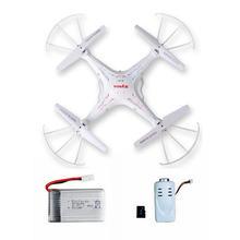 (FBN) X5C Syma RC QuadCopter Com Câmera HD 2G 2.4G 4 Canais 6axis gyro Syma Quadcopter X5 (Sem Controle Remoto)