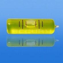 Высокий уровень точности 30 » / 2 мм 10 * 33 мм стеклянная трубка индикатор уровня воды мини мыльных пузырей измерения прибор
