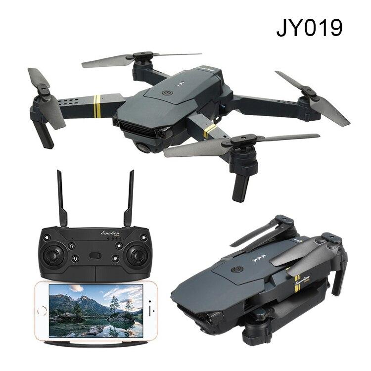 Selfie Drone WIFI FPV Avec Grand Angle Caméra HD Haute Tenue Mode Pliable Bras RC quadrirotor Drone RTF VS VISUO XS809HW E58 Eachine