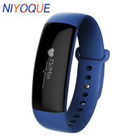 2017 Newest Smart Band M88 Blood Pressure Wrist Watch Pulse Meter Monitor Cardiaco Fitness Tracker Smartband