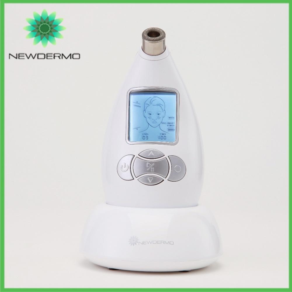Produits de beauté blancs chine diamant Microdermabrasion Machine rajeunissement de la peau