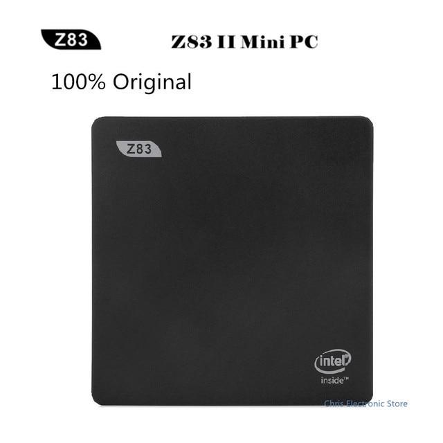 Hot sale Original Beelink Z83II Windows 10 Mini PC Intel Atom x5-Z8350 Quad Core 2G RAM 32G ROM 2.4G/5.8G WiFi Smart Set Top Box