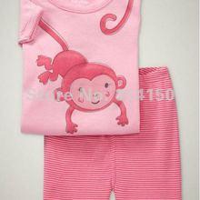 Летняя одежда пижамные комплекты одежда для отдыха, комплекты, состоящие из футболок с короткими рукавами+ Шорты милое детское нижнее белье для мальчиков 1 компл./лот