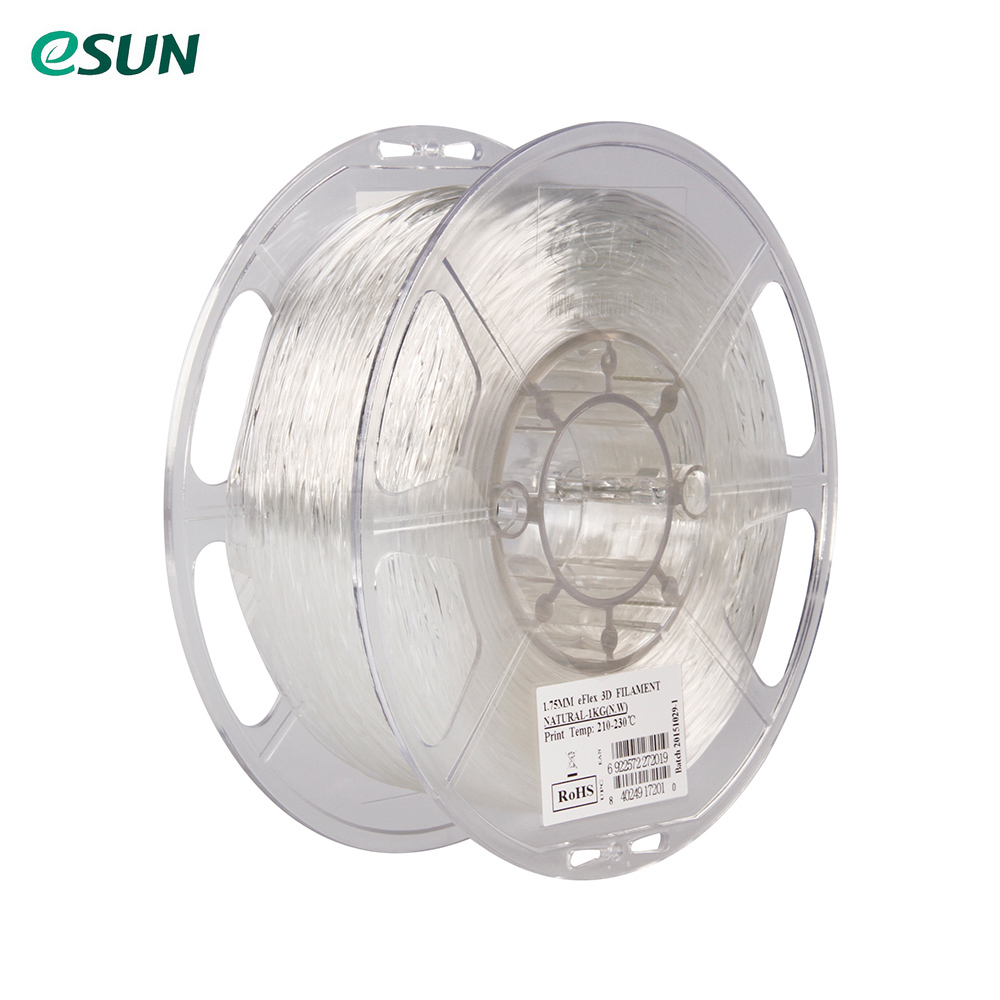 0.0.. Clear 3d Printing Filament Pla 1.75mm 2.2lbs / Always Buy Good Dimensional Accuracy Of